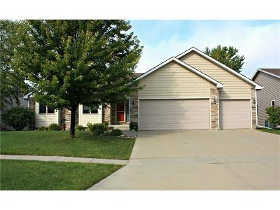 Ankeny Single Family Home For Sale: 812 NW Boulder Brook Drive