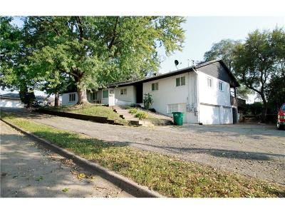 Windsor Heights Multi Family Home For Sale: 901 64th Street