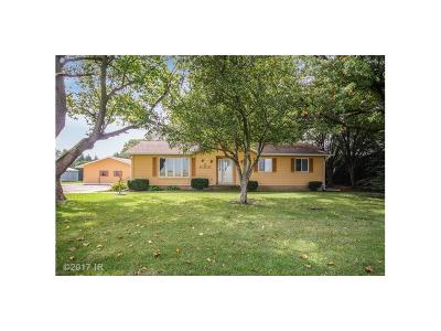 Indianola Single Family Home For Sale: 8906 Highway 92 Highway