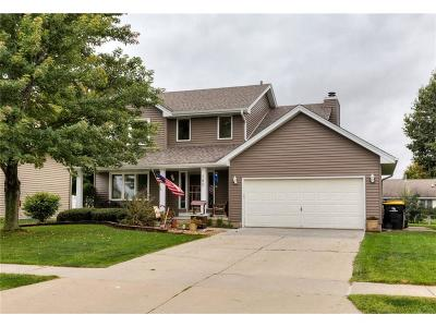 Waukee Single Family Home For Sale: 180 Linden Drive