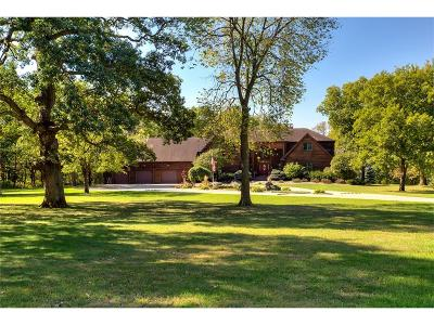 Boone County Single Family Home For Sale: 1574 334th Road