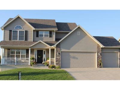 Johnston Single Family Home For Sale: 10505 Windsor Parkway