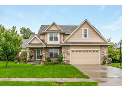 Ankeny Single Family Home For Sale: 2011 SE Clover Ridge Drive