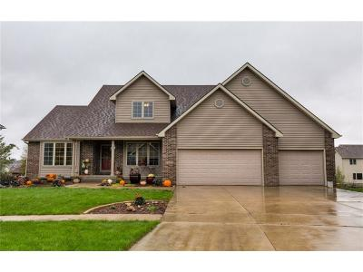 Ankeny Single Family Home For Sale: 3405 NW Boulder Brook Place