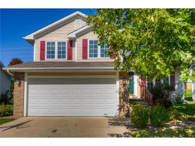 West Des Moines Single Family Home For Sale: 4503 Ashley Park Drive