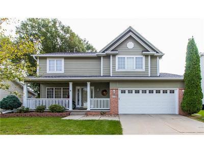West Des Moines Single Family Home For Sale: 6138 Pommel Place