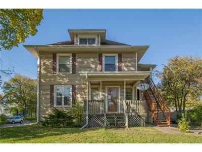 Des Moines Single Family Home For Sale: 721 Euclid Avenue