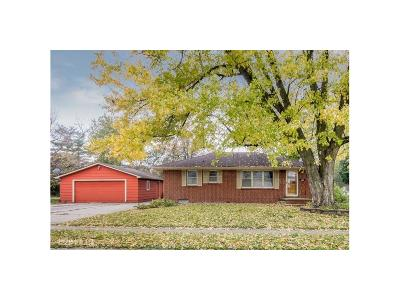 Indianola Single Family Home For Sale: 207 N G Street
