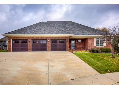 Waukee Single Family Home For Sale: 2030 Creekview Court