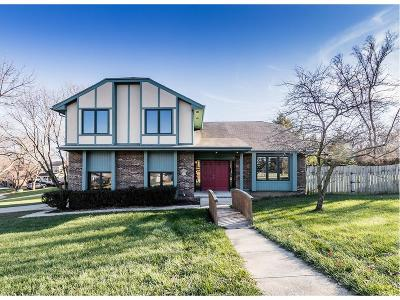 Johnston Single Family Home For Sale: 6478 Harbor Oaks Drive