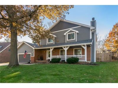 West Des Moines Single Family Home For Sale: 2840 Sharon Court