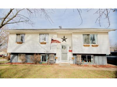 Norwalk Single Family Home For Sale: 4469 Oakcreek Drive