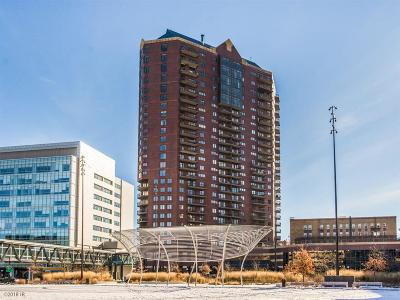Des Moines Condo/Townhouse For Sale: 300 Walnut Street #2503