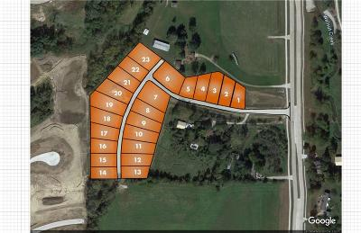 Urbandale Residential Lots & Land For Sale: 15815 Hickory Drive