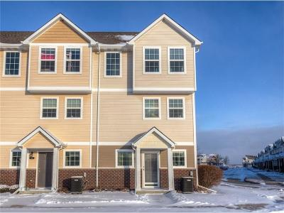 Norwalk Condo/Townhouse For Sale: 644 Nantucket Place