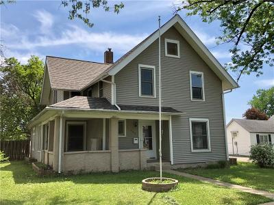 Indianola Single Family Home For Sale: 405 W Salem Avenue