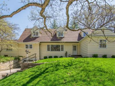 Des Moines Single Family Home For Sale: 147 Tonawanda Drive