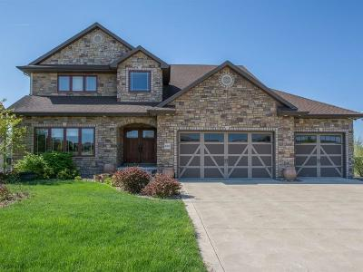Clive Single Family Home For Sale: 16454 Creekside Circle