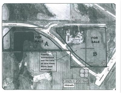 West Des Moines Residential Lots & Land For Sale: 1557 Maffitt Lake Road