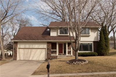 Urbandale Single Family Home For Sale: 2809 68th Street