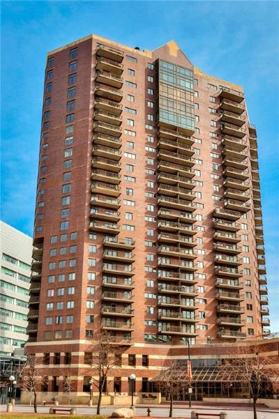 Des Moines Condo/Townhouse For Sale: 300 Walnut Street #609