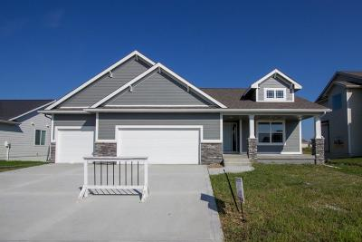 Ankeny Single Family Home For Sale: 2012 NW Reinhart Drive