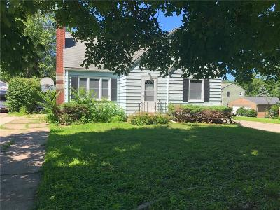 Des Moines Single Family Home For Sale: 3419 Adams Street