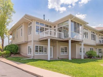 West Des Moines Condo/Townhouse For Sale: 4710 Mills Civic Parkway #601