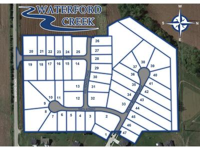 Urbandale Residential Lots & Land For Sale: Lot 30 Waterford Creek