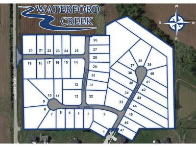 Urbandale Residential Lots & Land For Sale: Lot 47 Waterford Creek