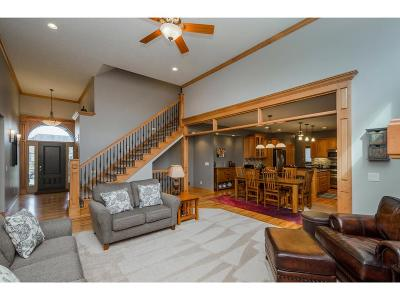 Johnston Single Family Home For Sale: 9424 Enfield Drive