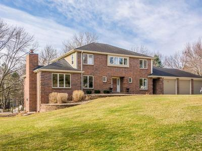 West Des Moines Single Family Home For Sale: 2600 Hickory Ridge Drive
