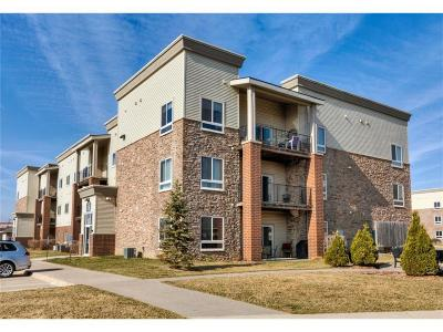 West Des Moines Condo/Townhouse For Sale: 6350 Coachlight Drive #1301