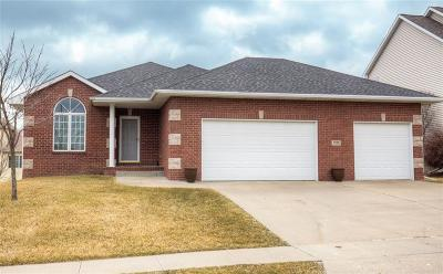 Johnston Single Family Home For Sale: 9500 Twin Eagles Drive