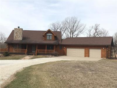 Waukee Single Family Home For Sale: 3242 Ashworth Road