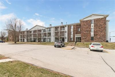 Urbandale Condo/Townhouse For Sale: 4805 86th Street #19