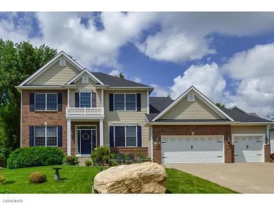 Johnston Single Family Home For Sale: 6320 Sudbury Court