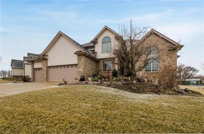 Waukee Single Family Home For Sale: 1110 Brentwood Drive