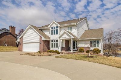 Waukee Single Family Home For Sale: 690 SE Southfork Drive
