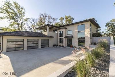 West Des Moines Single Family Home For Sale: 1848 Glen Oaks Drive