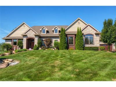 West Des Moines Single Family Home For Sale: 1675 Glen Oaks Drive