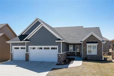 Clive Single Family Home For Sale: 16490 Dellwood Drive