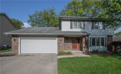 Urbandale Single Family Home For Sale: 4145 98th Street