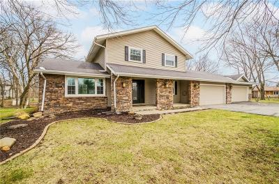 Waukee Single Family Home For Sale: 33144 Paterson Circle