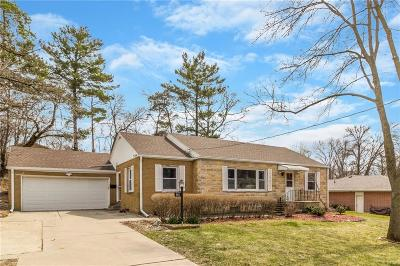 Des Moines Single Family Home For Sale: 501 Glenview Drive