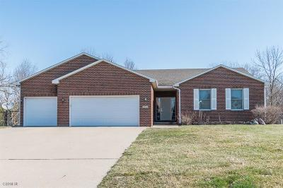 Ankeny Single Family Home For Sale: 3361 NW 81st Lane