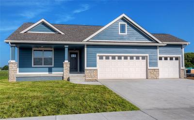 Norwalk Single Family Home For Sale: 1219 Warrior Run Drive