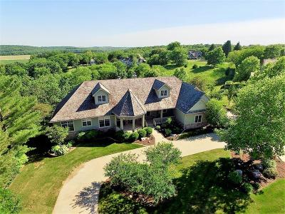 Waukee Single Family Home For Sale: 31356 Champagne Road
