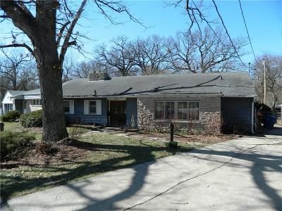 Des Moines Single Family Home For Sale: 3605 Forest Avenue
