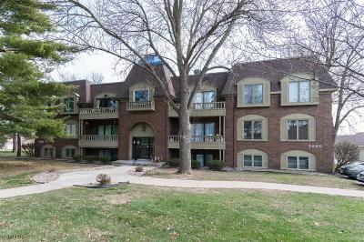 West Des Moines Condo/Townhouse For Sale: 1440 20th Street #4